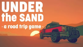 UNDER the SAND - a road trip game (PC) - Steam Gift - JAPAN