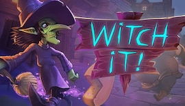 Witch It (PC) - Steam Gift - NORTH AMERICA