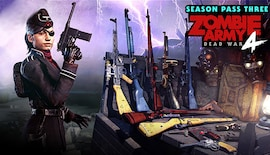 Zombie Army 4: Season Pass Three (PC) - Steam Gift - EUROPE