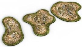 2D terrain - Rough Terrain for Warhammer and other miniature games D&D