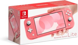 Nintendo Switch Console Lite Coral UK Brand new & Sealed Coral 32 GB