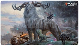 Ultra-Pro Playmat - MtG Ikoria: Lair of Behemoths Playmat V7