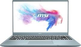 Msi Modern 14 14/8Gb/i5-10210U/ssd512Gb/w10H/niebieski