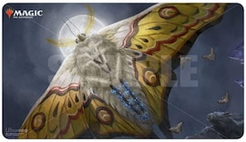 Ultra-Pro Playmat - MtG Ikoria: Luminous Broodmoth Playmat
