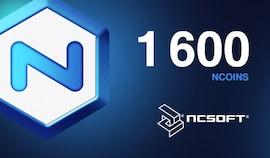 1600 NCoins NCSoft Code NORTH AMERICA
