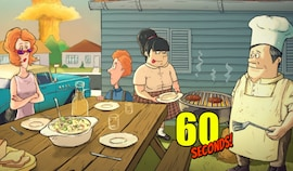 60 Seconds! (PC) - Steam Gift - EUROPE