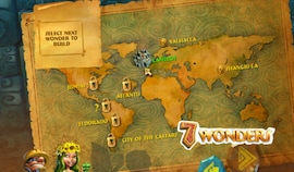 7 Wonders of the Ancient World Steam Key GLOBAL