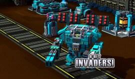 8-Bit Invaders! Steam Gift EUROPE