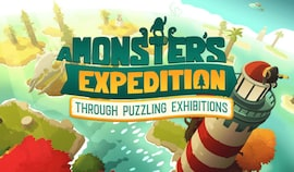 A Monster's Expedition (PC) - Steam Key - GLOBAL