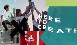 Adidas Store Gift Card 100 EUR - Adidas Key - FRANCE