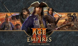Age of Empires III: Definitive Edition (PC) - Steam Key - GLOBAL