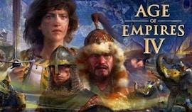 Age of Empires IV   Deluxe Edition (PC) - Steam Gift - GLOBAL