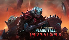 Age of Wonders: Planetfall - Invasions (PC) - Steam Gift - EUROPE