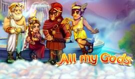 All My Gods Steam Gift GLOBAL