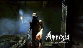 Amnesia: The Dark Descent Steam Gift EUROPE