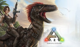 ARK: Survival Evolved (PC) - Steam Account - ASIA