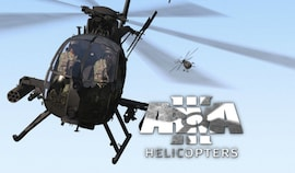 Arma 3 Helicopters (PC) - Steam Gift - EUROPE