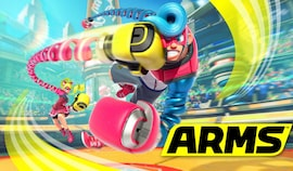 ARMS - Nintendo Switch - Key NORTH AMERICA