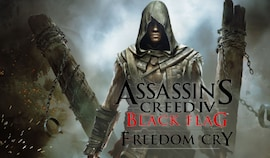 Assassin's Creed IV: Black Flag - Freedom Cry - Standalone Ubisoft Connect Key GLOBAL