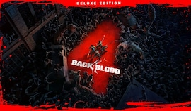 Back 4 Blood | Deluxe (PC) - Steam Key - EUROPE