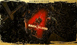 Back 4 Blood | Ultimate (PC) - Steam Gift - NORTH AMERICA