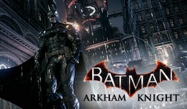 Batman: Arkham Knight PSN PS4 Key NORTH AMERICA
