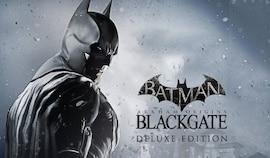 Batman: Arkham Origins Blackgate - Deluxe Edition Steam Key GLOBAL