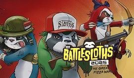 Battlesloths 2025: The Great Pizza Wars Steam Key GLOBAL