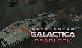 Battlestar Galactica Deadlock Steam Key GLOBAL