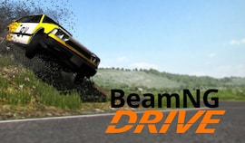 BeamNG.drive (PC) - Steam Gift - JAPAN