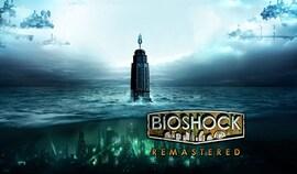 BioShock Remastered (PC) - Steam Key - CHINA