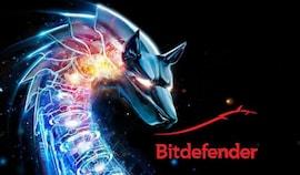 Bitdefender Antivirus Plus (3 Devices, 2 Years) - PC - Key EUROPE