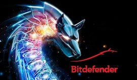 Bitdefender Total Security (PC, Android, Mac, iOS) 10 Devices, 1 Year - Bitdefender Key - (D-A-CH)