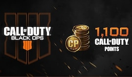 Black Ops 4 Points (Xbox One) 1100 CP - Xbox Live Key - GLOBAL