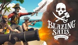 Blazing Sails: Pirate Battle Royale (PC) - Steam Key - EUROPE