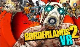 Borderlands 2 VR PSN Key PS4 UNITED STATES