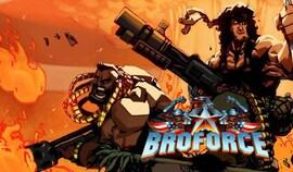 Broforce Steam Key LATAM