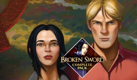 Broken Sword Complete Package Steam Key GLOBAL