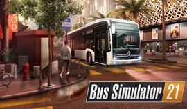 Bus Simulator 21 (PC) - Steam Key - GLOBAL