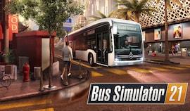 Bus Simulator 21 (Xbox One) - Xbox Live Key - EUROPE