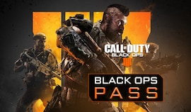 Call of Duty: Black Ops 4 (IIII) - Black Ops Pass PSN Key ITALY