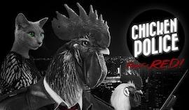 Chicken Police (PC) - Steam Gift - NORTH AMERICA