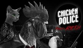 Chicken Police (PC) - Steam Key - GLOBAL