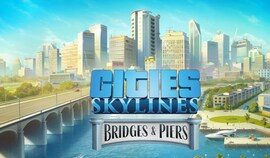 Cities: Skylines - Content Creator Pack: Bridges & Piers (PC) - Steam Gift - GLOBAL