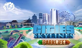 Cities: Skylines - Parklife (PC) - Steam Key - GLOBAL
