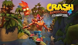 Crash Bandicoot 4: It's About Time (PS4) - PSN Key - EUROPE