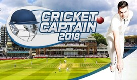 Cricket Captain 2018 Steam Gift EUROPE