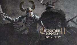 Crusader Kings II: Holy Fury Steam Key RU/CIS