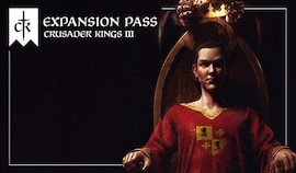 Crusader Kings III: Expansion Pass (PC) - Steam Key - GLOBAL