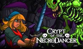 Crypt of the NecroDancer GOG.COM Key GLOBAL